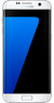 Samsung Galaxy S7 Edge 32GB White front
