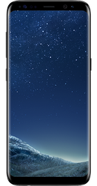 Samsung Galaxy S8 64GB Midnight Black