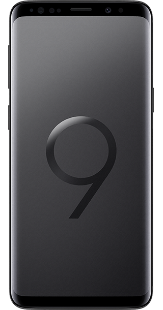 Galaxy S9 Plus front