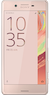 Sony Xperia X Rose Gold front