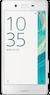 Sony Xperia X White front
