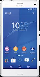 Sony Xperia Z3 Compact White