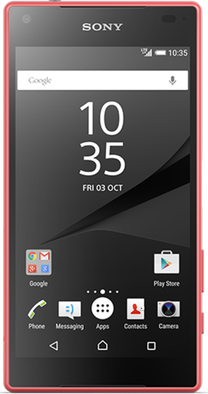 Sony Xperia Z5 Compact Pink