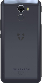 Wileyfox Swift 2 - Back